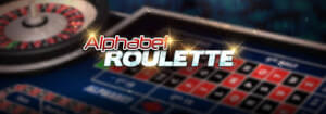 Hoe werkt alfabet roulette